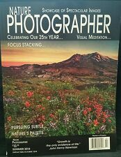 Nature Photographer Spectacular Images 25th year Summer 2014 FREE SHIPPING