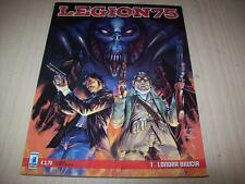 LEGION75 1°LONDRA BRUCIA-STAR COMICS-DICEMBRE/GENNAIO 2012 LEGION 75!NUMERO UNO!