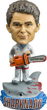 "SHARKNADO 3 - The Hoff vs Sharknado 8"" Bobble / Head Figure (Beeline) #NEW"