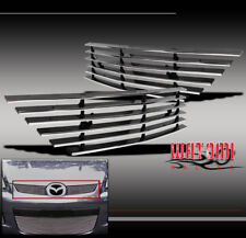 2007 2008 2009 MAZDA CX7 CX-7 GT GS SUV 2.3L FRONT UPPER BILLET GRILL GRILLE JDM