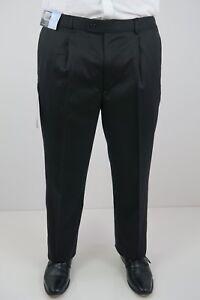 Farah Gold Mens Business Dress Formal Pants Trousers size 97 Colour Black