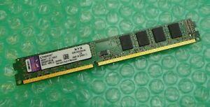 4GB Kingston KVR1333D3N9/4G PC3-10600U 1333MHz DDR3 Non-ECC Desktop Memory