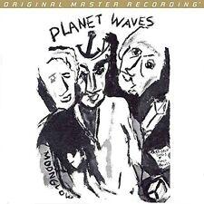 Planet Waves by Bob Dylan (CD, Jan-2016, Mobile Fidelity Sound Lab)