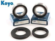 HUSQVARNA TE 450 2005 Genuine Koyo Front Wheel Bearing & Seal Kit
