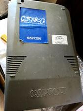 CYBERBOTS - CAPCOM CPS2 JEU ARCADE JAMMA VS ORIGINAL B BOARD ASIA GRISE