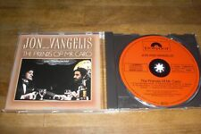 Jon And Vangelis - The Friends Of Mr Cairo Polydor Red Label West Germany