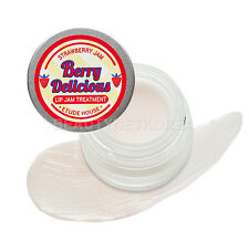 [ETUDE HOUSE] Berry Delicious Strawberry Lip Jam Treatment 15g / Sleeping pack