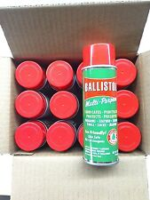 Ballistol Multi Purpose Oil-Lubricant Gun Cleaner-Case of 12 - 6oz Aerosol cans