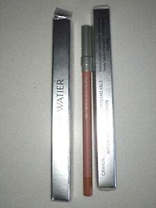 Lise Watier Waterproof Lip Crayon, Soft Coral, 0.04 oz