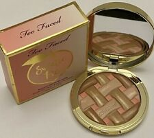 TOO FACED Cosmetics SWEETIE PIE Radiant Matte Bronzer FULL SIZE - FREE SHIPPING