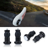 1 Pair Bicycle LED Turn Signal Light Cycling Safety Bike Handlebar Lamp Flash