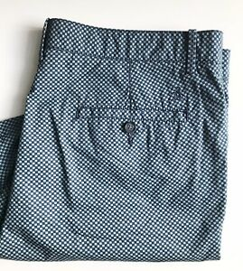 Peguin Shorts, Checkerboard Plaid, Size 36, 8-1/2-inch Inseam, NWOT