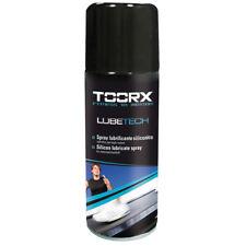 Toorx Lubrificante siliconico 200ml per Nastri Tapis Roulant Olio Spray LUBETECH