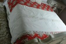 Crochet/Knit Antique Linens Bed Linens