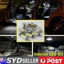 Car Interior LED Light Kit Upgrade Bulb Pack White For Subaru Liberty 2000-2009