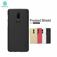 Case for OnePlus 8T Nord 8 7T 7 Pro 6 6T 5T 5 3T Nillkin Frosted Back Cover