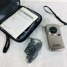 Digital Alcohol Detector Test Ca 2000 Breathalyzer with Case.
