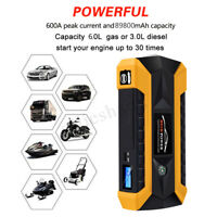 89800mAh Portable Car Jump Starter Power Bank Battery Charger Engine 12V  ! !