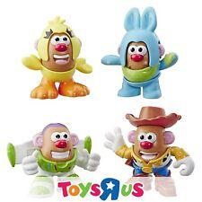 Toy Story 4 Mr Potato Head Mini Character 4 Pack