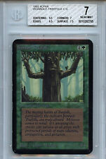 MTG Alpha Ironroot Treefolk BGS 7.0 (7) NM Card Magic the Gathering WOTC 2784