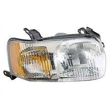 Fits FORD ESCAPE 2001-2004 Headlight Right Side 4L8Z 13008AA Car Lamp Auto