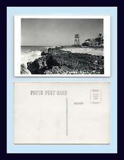 FLORIDA JENSEN BEACH REAL PHOTO POSTCARD KODAK BACK PUBLISHED CIRCA 1950