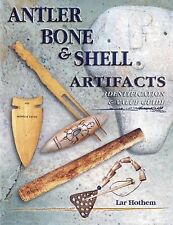 NEW BOOK INDIAN ARTIFACTS PRICE GUIDE BOOK Tool bone antler shell fur bone bead
