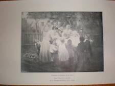 El joven Laird R Gemmell Hutchison impresión 1899