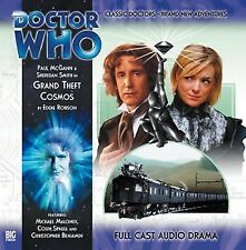 Paul McGann 8th DOCTOR WHO Series #2.5 GRAND THEFT COSMOS - Big Finish CD