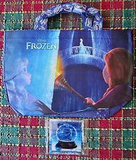 Disney * FROZEN * ANNA & ELSA * NEW Subway LUNCH TOTE/ Hand Bag Lunch Bag