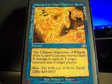 magic the gathering the Ultimate Nightmare of the Wizards of the Coast