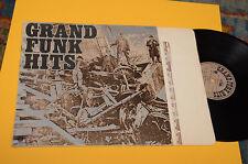 GRAND FUNK LP HITS ITALY PRESS 1977 EX ! CON INNER SLEEVE
