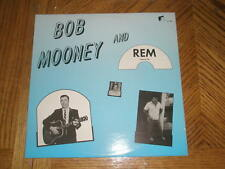 BOB MOONEY AND REM RECORDS / VA. HOLLAND WHITE LABEL ROCKABILLY ~ NEW