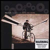 FAITH NO MORE - THIS IS IT : BEST OF CD ~ MIKE PATTON ~ 80's FUNK METAL *NEW*