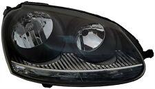 PHARE AVANT DROIT NOIR + MOTEUR VW JETTA 3 III 1K ASCOTT 08/2005-10/2010