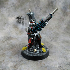 Warhammer 40k Grey Knights Vindicare Assassin  M-1 pro-painted