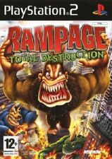 RAMPAGE TOTAL DESTRUCTION / SONY PS2 / NEUF SOUS BLISTER D'ORIGINE / VF
