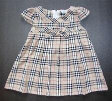 Unbranded Party 100% Cotton Dresses (0-24 Months) for Girls