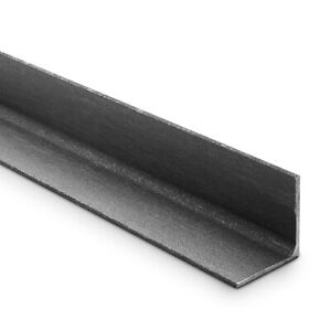 Mild Steel Angle Iron, Steel Angle Section, FREE Delivery & FREE UNLIMITED CUTS