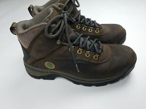 Mens Timberland WHITE LEDGE 12135 Gaucho Hiking Boot Shoes Size 8.5