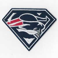 New England Patriots (h) Iron on Patch Embroidered Football Patches