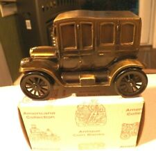 Banthrico 1912 Metal Packard Car Bank from Union Nation Mt. Joy Coin Bank IOB