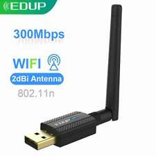 300Mbps USB Wireless WIFI Adapter 802.11n Ethernet Network Card WiFi Receiver