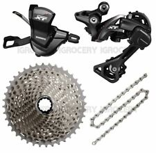 Shimano Deore XT M8000 11Speed  4xCombo 11/42T Mid Cage RD Groupset New