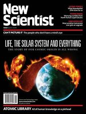 Scientist Magazine 2nd Jan 2016 Buy Any 6 Issues for
