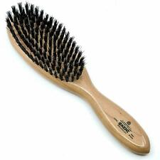 Kent Brushes Oval Cherry Wood Hairbrush, LC22