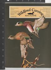 Waterfowl Carving Magazine Summer 2005 (XXI #2) Daniel Marsteller editor