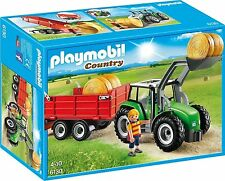 Playmobil 6130 Traktor mit Anhänger