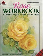ROSE WORKBOOK - PLAID ENTERPRISES - painting