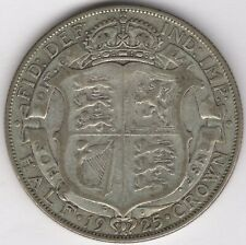1925 George V Silver Half Crown | British Coins | Pennies2Pounds
